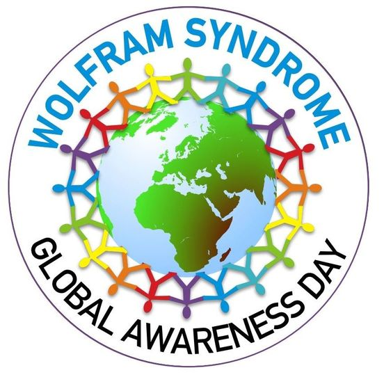 Wolfram Syndrome Global Awareness Day - 1st October 2021